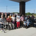 Maysville Fire Dept - Residents at the Maysville Assisted Living Facility