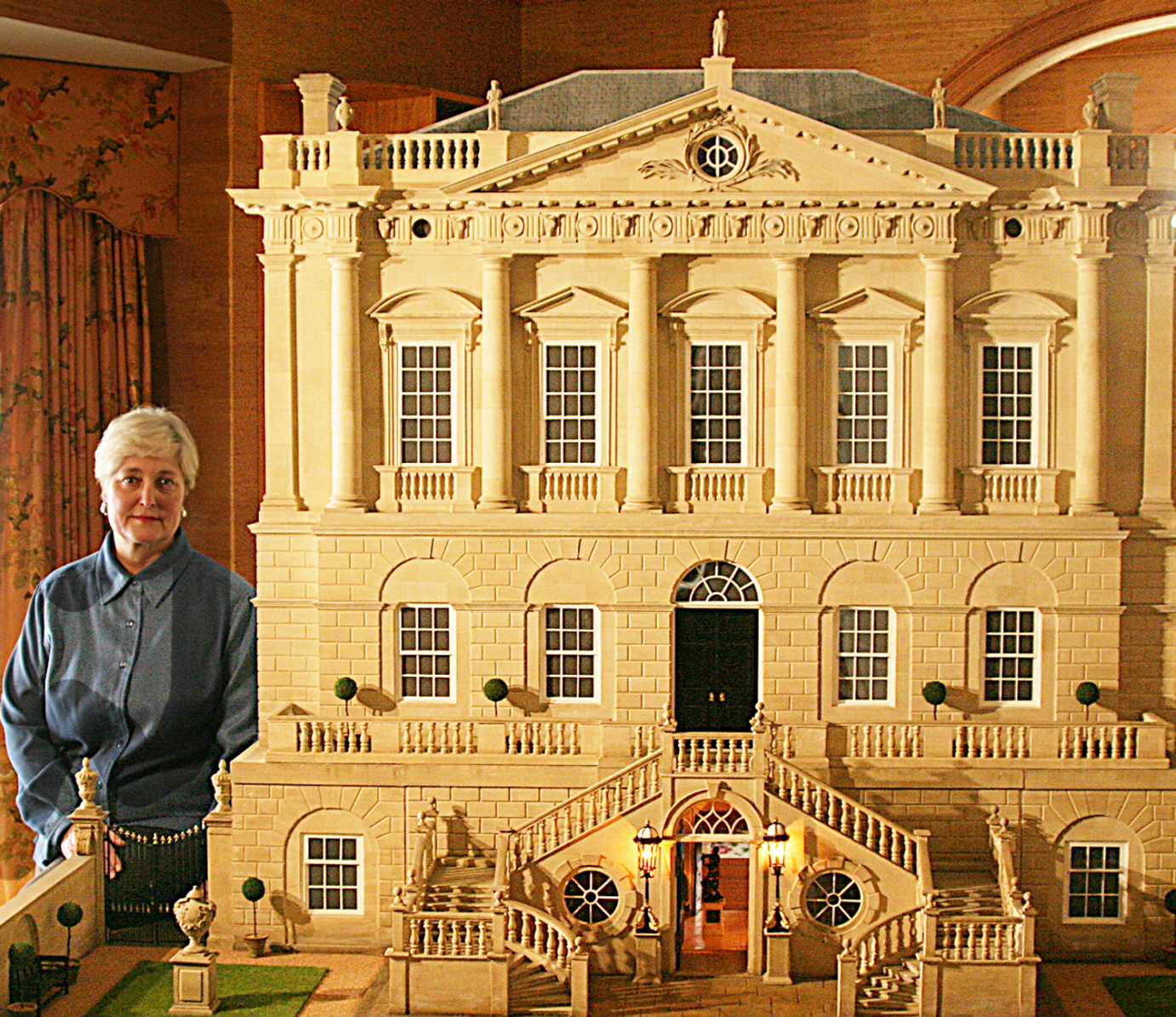 Kathleen Savage Browning Miniatures Collection City Of