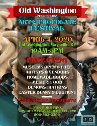 Washington Art & Chocolate Festival @ Old Washington Historic District | Maysville | Kentucky | United States