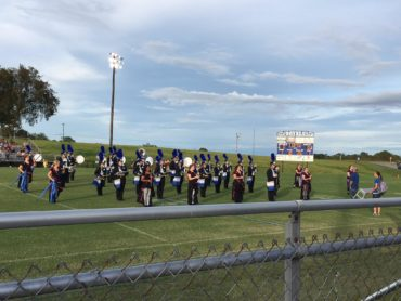 Mason County Band Classic @ Mason County High School Football Field
