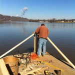 Repair Work on Limestone Landing