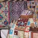Annual Quilt Show - Held each year in the Cox Building. Hosted by the Ohio River Valley Art Guild.