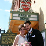 MMM Rachel & Anthony at the Russell Theatre