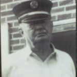 R.M. Newell Fire Chief Jan 1916-Jan 1955