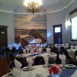 The Cox Building Blue Lodge Room