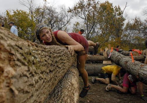 Tough Mudder Photo taken by The Ledger Independent
