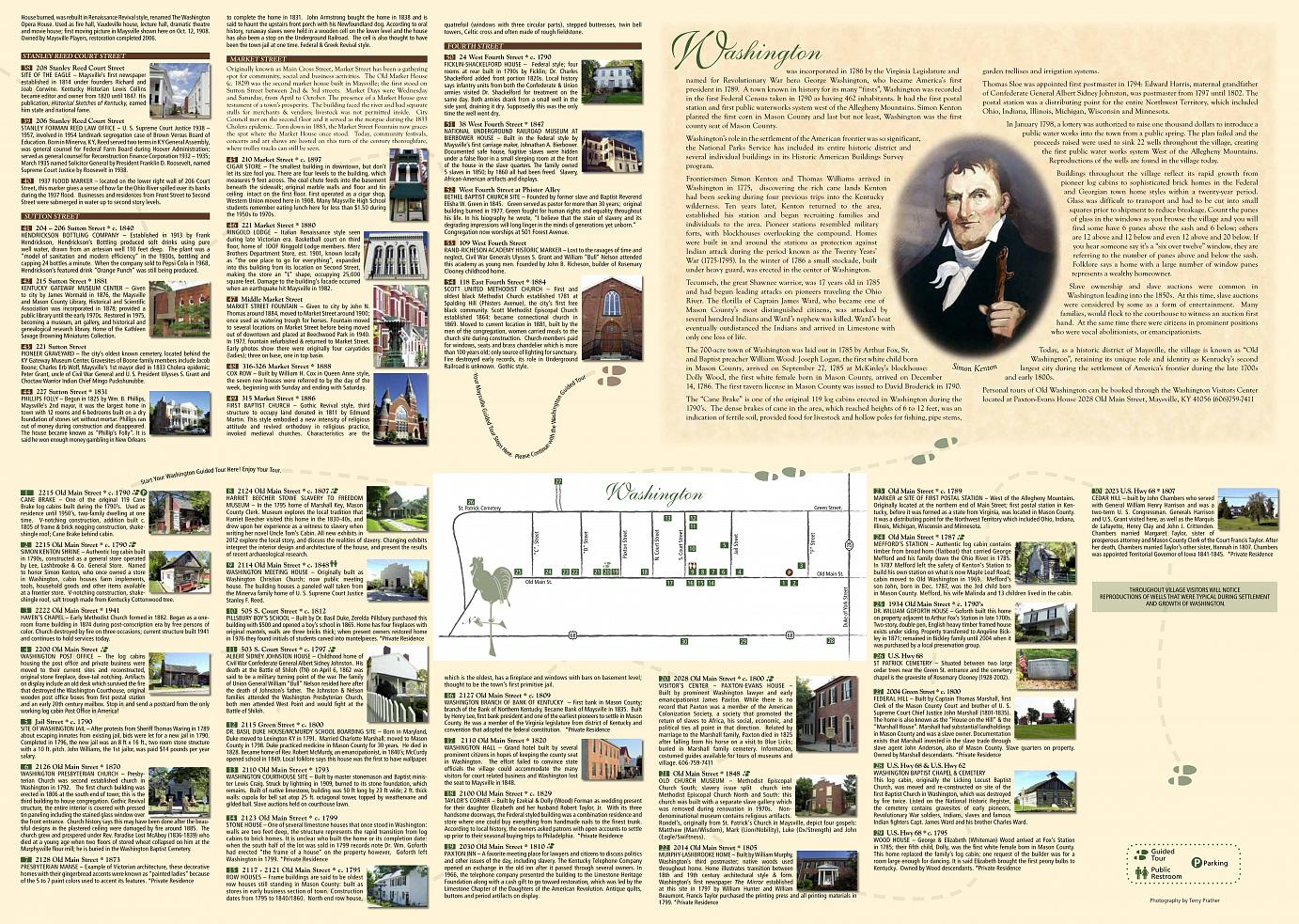Walking Tour Brochure Section 3