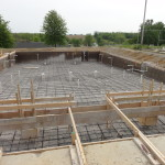 Wave pool rebar May 1st