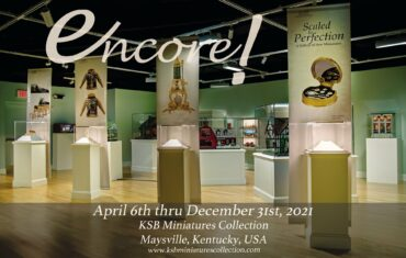 Scaled to Perfection: Encore @ KY Gateway Museum Center