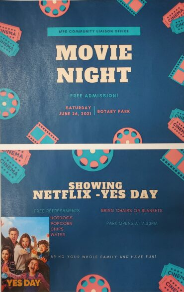 Movie in the Park @ Rotary Park