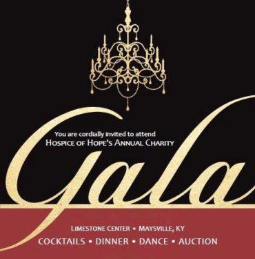 The Hospice of Hope Charity Gala