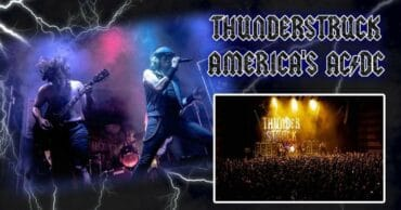 Thunderstruck Performs @ The Barrel House of Maysville