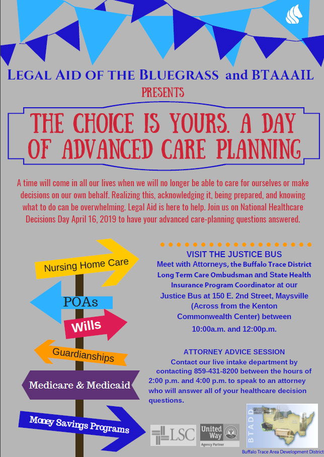 health care decision day graphic
