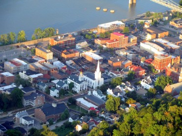 Downtown Maysville View