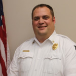 Assistant Chief Jordan Williams Serving Maysville since 2006