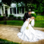 MMM Bride and Groom in Maysville