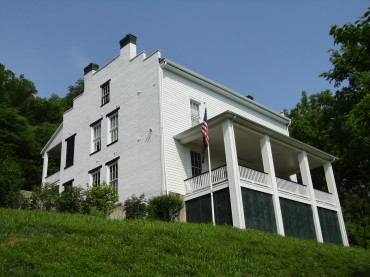 Old Pogue house