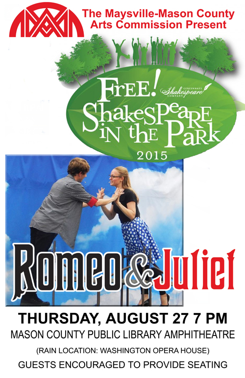 Romeo and Juliet Poster ad