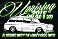 Uprising Car and Truck Show @ Maysville-Mason County Recreation Park | Maysville | Kentucky | United States
